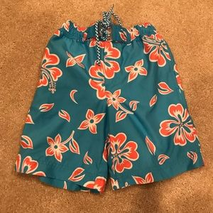 LANDSEND boys swim trunks